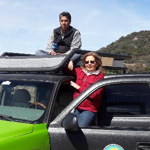 MANANTIAL NATURAL, CAMINATA Y CHAPUZÓN EN LA SIERRA DEL LAUREL