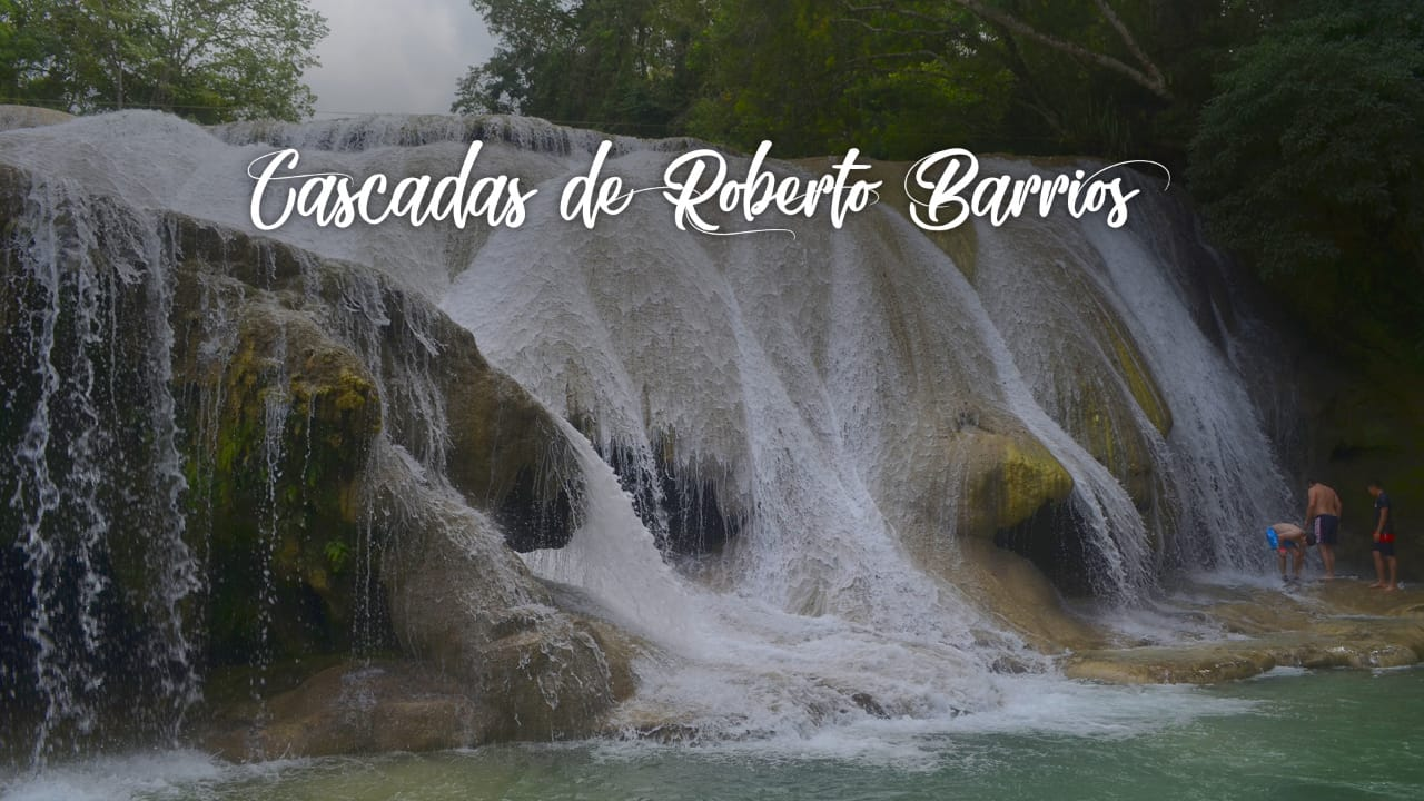 VISITA LA CASCADA ROBERTO BARRIOS